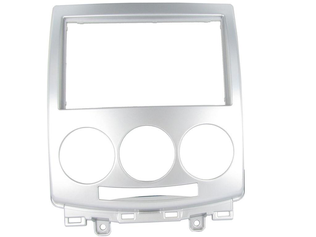 C2 24MZ05 Single/Double Din Car Stereo Fascia Adaptor For Mazda 5 2006 - 2008