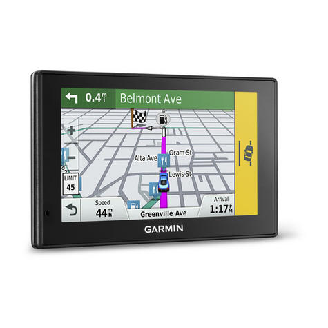 "Garmin 010-01682-12 DriveAssist 51LMT-S 5"" UK & Europe Lifetime Maps/Traffic GPS Thumbnail 3"