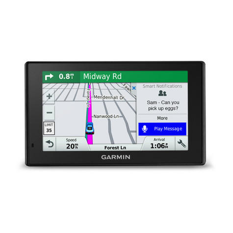 "Garmin 010-01682-12 DriveAssist 51LMT-S 5"" UK & Europe Lifetime Maps/Traffic GPS Thumbnail 7"