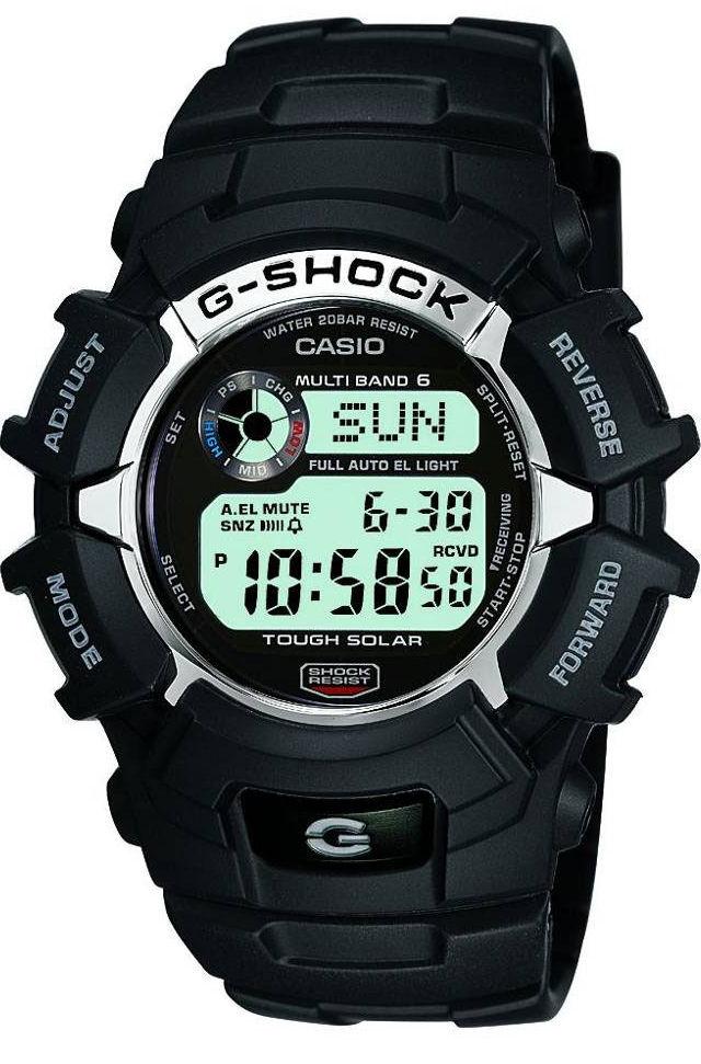 Casio G Shock Gw 2310 1er Waveceptor Solar Power Gent S