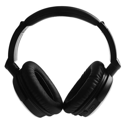 Groov-e GVBT700BK Ultra Wireless Bluetooth Stereo Headphone/Powerful Sound/Black Thumbnail 6