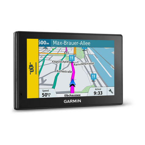 Garmin DriveAssist 51LMT-D GPS SatNav Full Europe LIFETIME Maps Digital Traffic Thumbnail 4