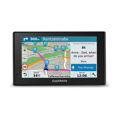 Garmin DriveAssist 51LMT-D GPS SatNav Full Europe LIFETIME Maps Digital Traffic Thumbnail 8