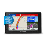 "Garmin 010-01682-13 5"" DriveAssist 51LMT-D With FREE EU Maps & Traffic GPS SATNA"