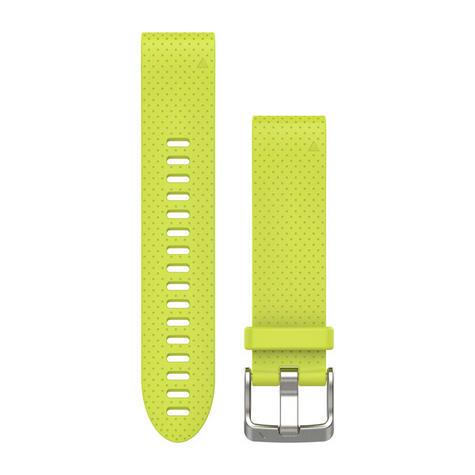 Garmin Replacement Quickfit Band Strap|AmpYellow|ApproachS60-Fenix5-R935-Quatix5 Thumbnail 1