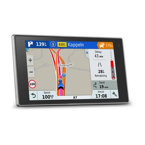 Garmin DriveLuxe 51 LMT-D GPS Satnav FREE LIFETIME Europe Maps & Traffic Updates Thumbnail 3