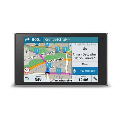 Garmin DriveLuxe 51 LMT-D GPS Satnav FREE LIFETIME Europe Maps & Traffic Updates Thumbnail 6