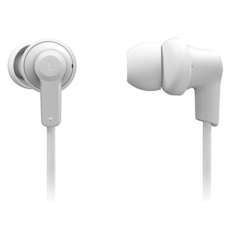 Panasonic RPNJ300BEW Wireless Ergo-Fit Bluetooth In Ear Buds Earphones-White-New Thumbnail 3