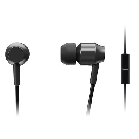 Panasonic RPHDEMEK Wireless High Resolution In-Ear Bluetooth Headphones - Black Thumbnail 2