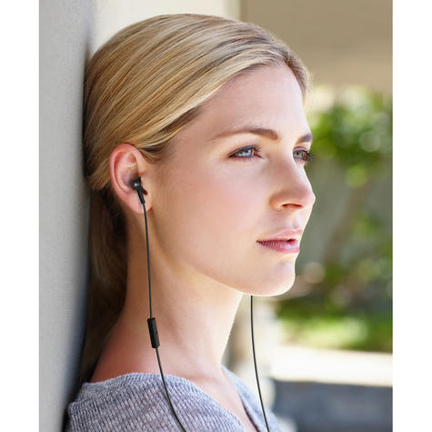 Panasonic RPHDEMEK Wireless High Resolution In-Ear Bluetooth Headphones - Black Thumbnail 5