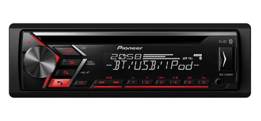 Pioneer DEH S4000BT Radio/AUX/CD/MP3/WMA Bluetooth Car Stereo