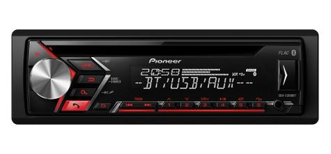 Pioneer In Car Stereo Player RadioTuner|AUX|CD|MP3|WMA|Bluetooth|Android Control Thumbnail 2