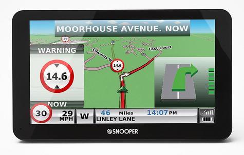 Snooper Bus & Coach S6810 7? GPS Sat Nav FREE LIFETIME UK/EUROPE Maps & Traffic Thumbnail 4