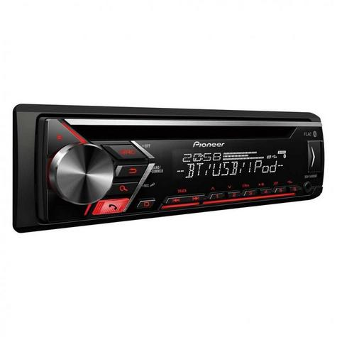 Pionner Car Radio Tuner|AUX|CD|MP3|WMA Bluetooth|USB|Siri iphone|Android Control Thumbnail 3