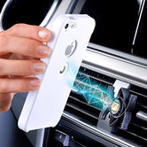 Tetrax Bundle | Mobile Phone In Car Holder + Protective X Case | For iPhone 6 Plus