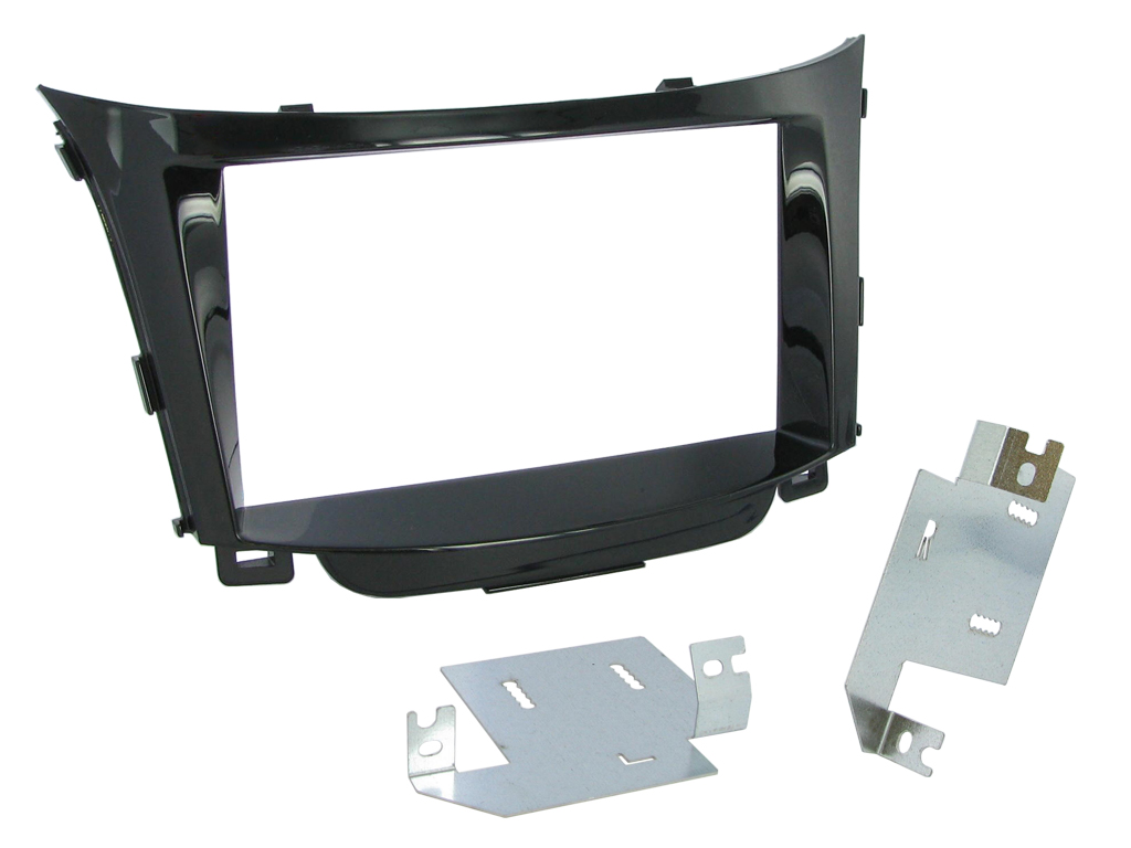 C2/Autoleads 23HY31|Double din fitting kit for Hyundai i30 - 2012>