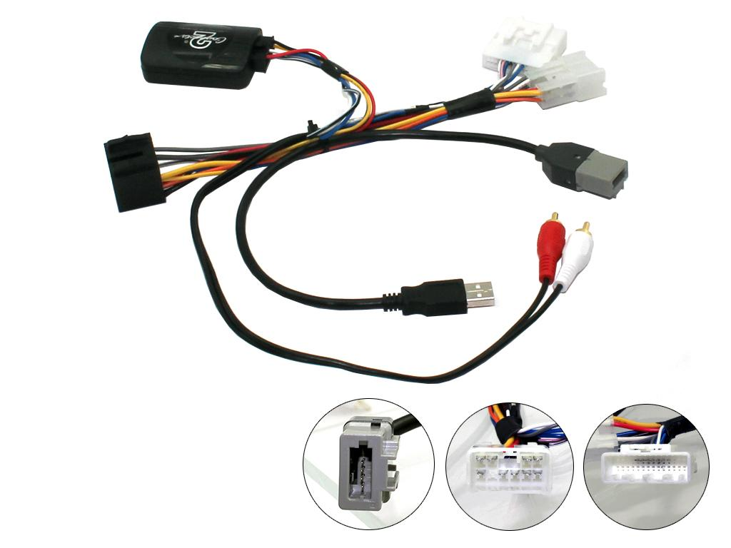 C2/Autoleads Stalk Interface (needs H/U fly lead) fits Toyota AYGO - 2014>