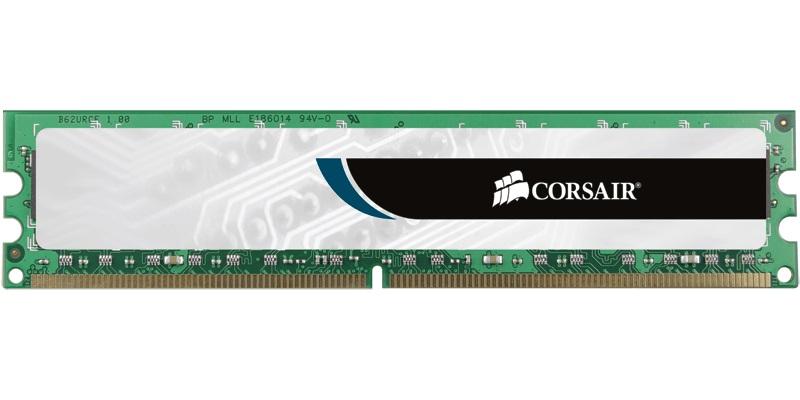 Corsair 2GB (1x2GB) DDR2 DIMM Desktop Memory Kit | RAM Module | 800 Mhz | 1.8 Voltage Thumbnail 2
