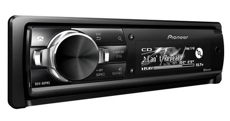 Pioneer DEH-80PRS Car Stereo|CD/MP3/Aux/Bluetooth/USB|iPod/iPhone Control|4x50W  Thumbnail 2