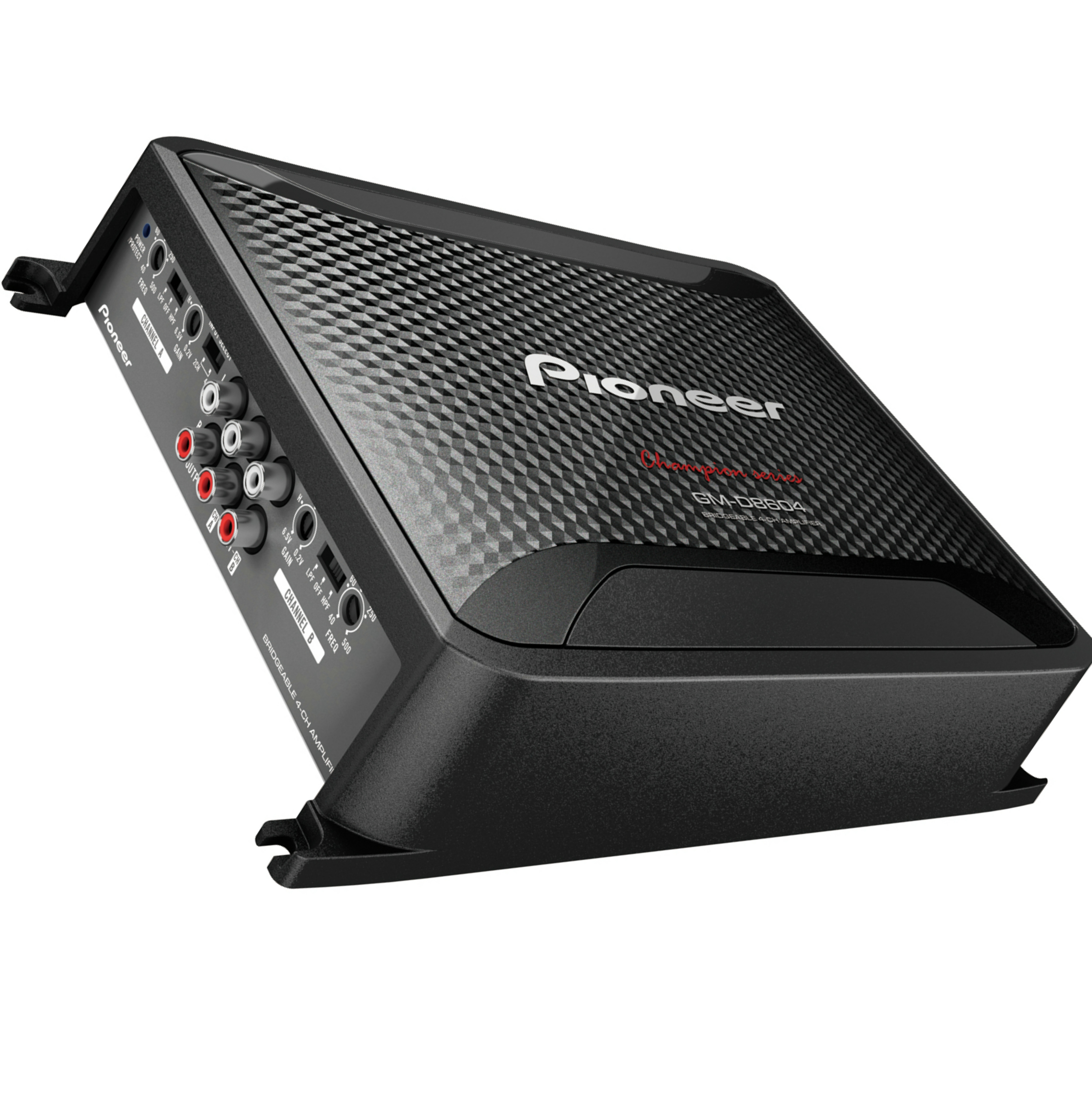 pioneer gm d8604. sentinel pioneer gm d8604 1200w 4 channel class-d car audio multi/stereo power amplifier gm