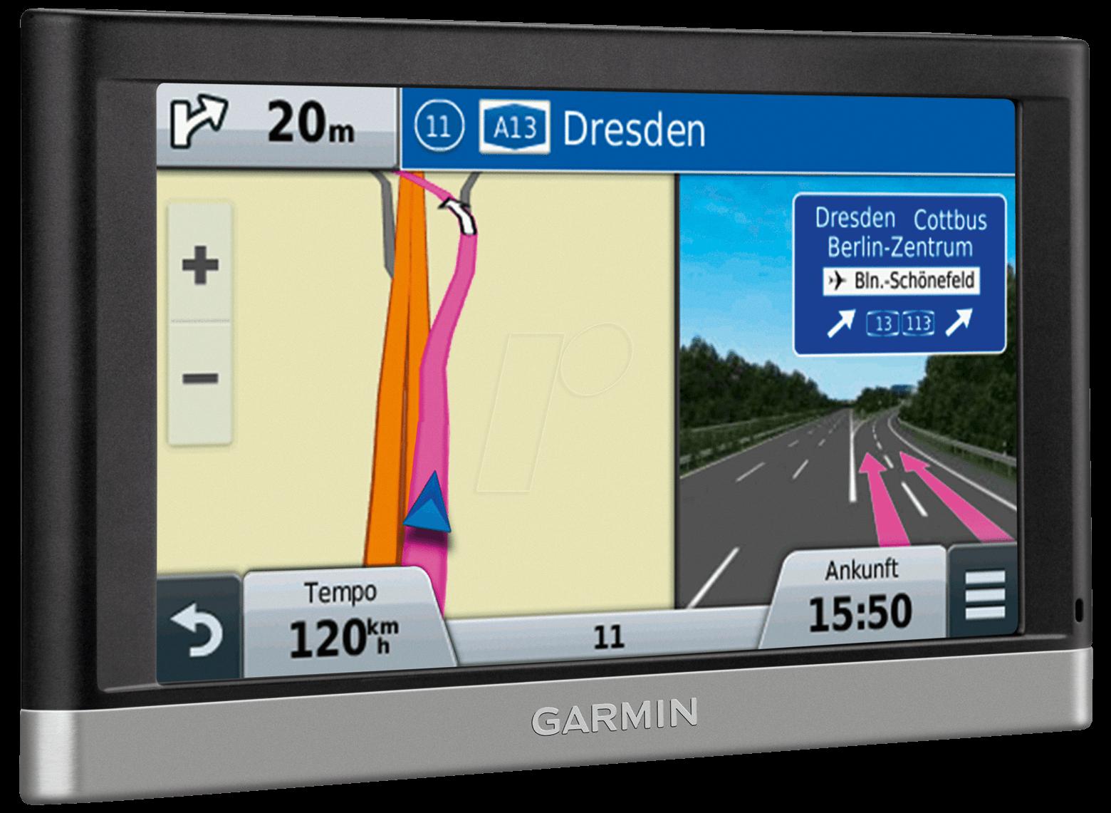 Garmin Nuvi 2598LMT D 5 GPS SATNAV UK Europe Lifetime Maps Digital