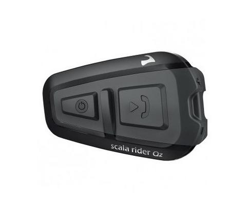 Cardo Scala Rider Qz Bluetooth Motorcycle Helmet Headset & GPS MP3 Connection Thumbnail 3