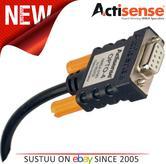 Actisense PC-OPTO-4 Bi-Directional NMEA to RS232 Opto-Isolator Interface Cable
