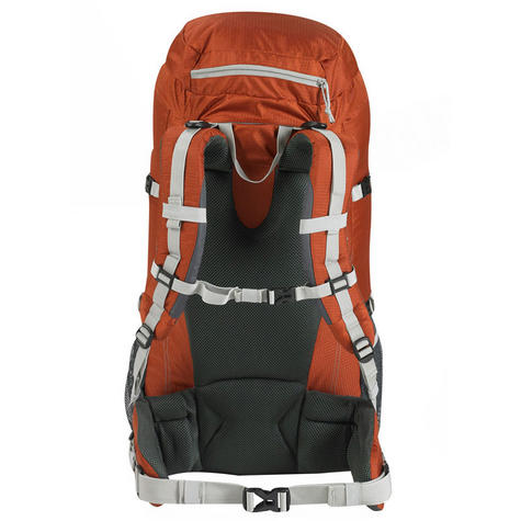 Wenzel Escape Backpack 50 Litres Capacity Carry Bag for Travellers Russet NEW Thumbnail 2