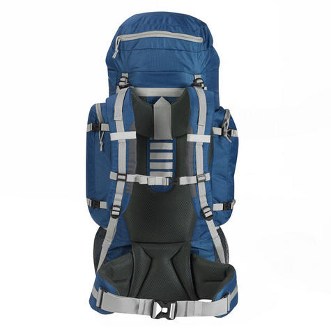 Wenzel Escape Backpack 90 Litres Heavy Capacity Carry Bag for Travellers - Blue Thumbnail 2