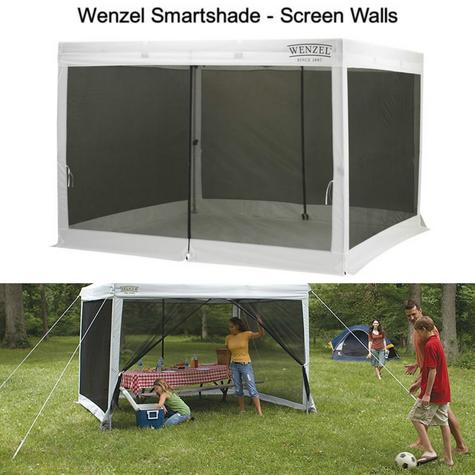 NEW Wenzel Strong Polyester SmartShade Screen Walls Insects Protector - 33049  Thumbnail 1