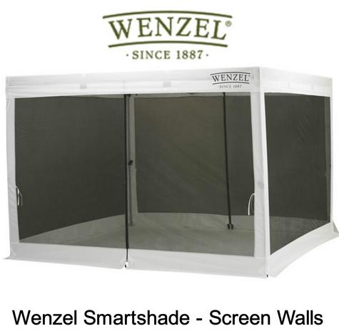 NEW Wenzel Strong Polyester SmartShade Screen Walls Insects Protector - 33049  Thumbnail 2