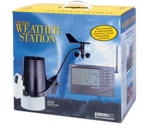 Davis Instruments Vantage Pro 2 Wireless Edition Long Range Weather Station Thumbnail 1