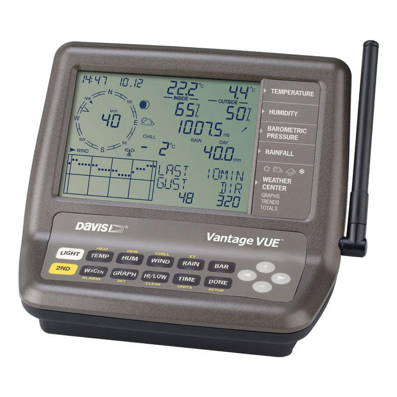 Davis Vantage Vue >> Davis Instruments Vantage Vue Precision Wireless Long ...