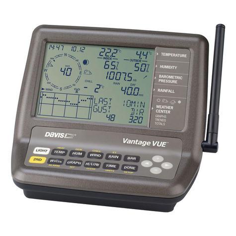 Davis Instruments Vantage Vue Precision Wireless Long Range Weather Station NEW Thumbnail 5