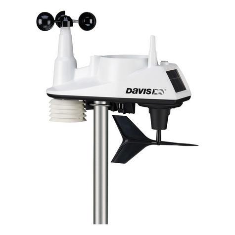 Davis Instruments Vantage Vue Precision Wireless Long Range Weather Station NEW Thumbnail 7