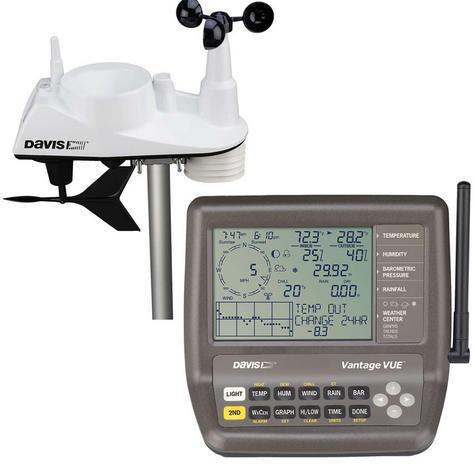 Davis Instruments Vantage Vue Precision Wireless Long Range Weather Station NEW Thumbnail 1
