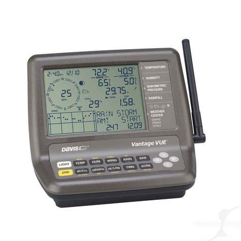 Davis Instruments Vantage Vue Precision Wireless Long Range Weather Station NEW Thumbnail 2