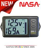 NASA Marine BM-COMPACT Battery Monitor 12VDC - Grey