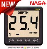 NASA Marine Clipper Depth Sounder System with Large Display - 523-CLIP-DEPTH