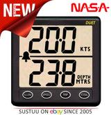 NASA Marine Clipper Duet Combined Speed/Distance Log and Echo Depth Sounder