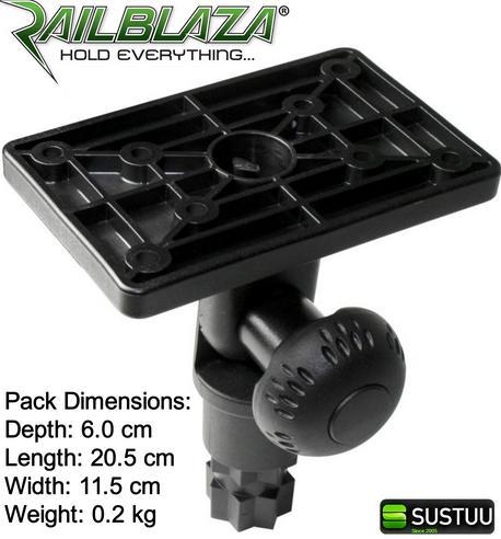 Railblaza Adjustable Platform Ideal for Fishing Kayak / Boat - NEW Thumbnail 4