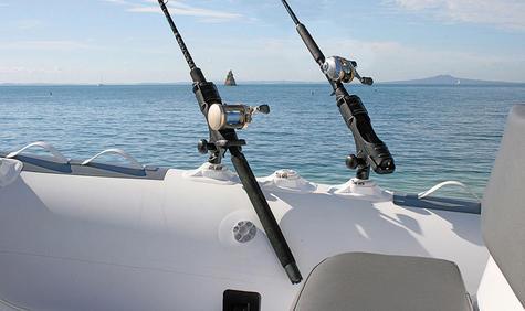 NEW Railblaza RIB Port inc StarPort|Inc 3M VHB Accessory|For Boats & Kayaks|Grey Thumbnail 5