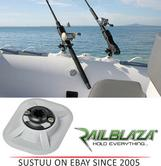 NEW Railblaza RIB Port inc StarPort|Inc 3M VHB Accessory|For Boats & Kayaks|Grey