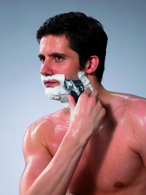 Panasonic Esrw30 Wet Dry Pro Curve Mens Shaverdual Bladewashable Es Rw30 Rechargeable Electric Shaver With Flexible Pivoting Head