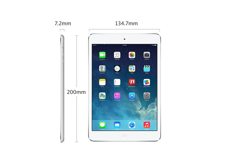 Receipt Template For Rent Pdf Apple Ipad Mini Wifi Gb White  Tablet Computer Brand New  Gdc Receipt Pdf with What Does Proforma Invoice Mean Excel Apple Ipad Mini Wifi Gb White  Tablet Computer Brand New  Sealed  Thumbnail  Usps Insured Mail Receipt Tracking