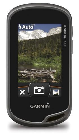 Garmin Oregon 650 Outdoor Handheld GPS & Camera Worldwide Basemap Walking Hiking Thumbnail 2