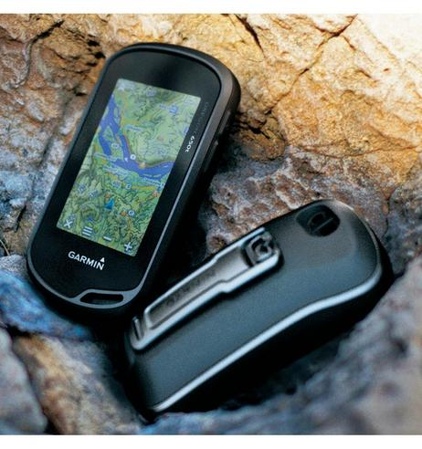 Garmin Oregon 650 Outdoor Handheld GPS & Camera Worldwide Basemap Walking Hiking Thumbnail 6