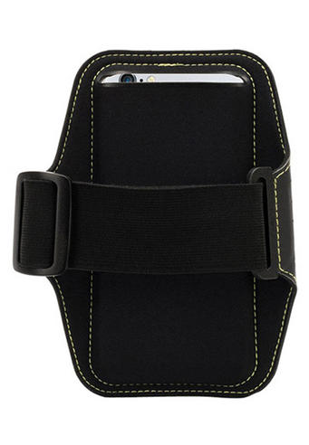 Griffin Trainer Sports Running Armband Case | iPhone 6 6s 7 7s | Black | GB38804 Thumbnail 3