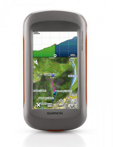 Garmin Montana 650|Outdoor Handheld GPS|Hiking-Marine-Motorbike|Camera|Compass.. Thumbnail 4