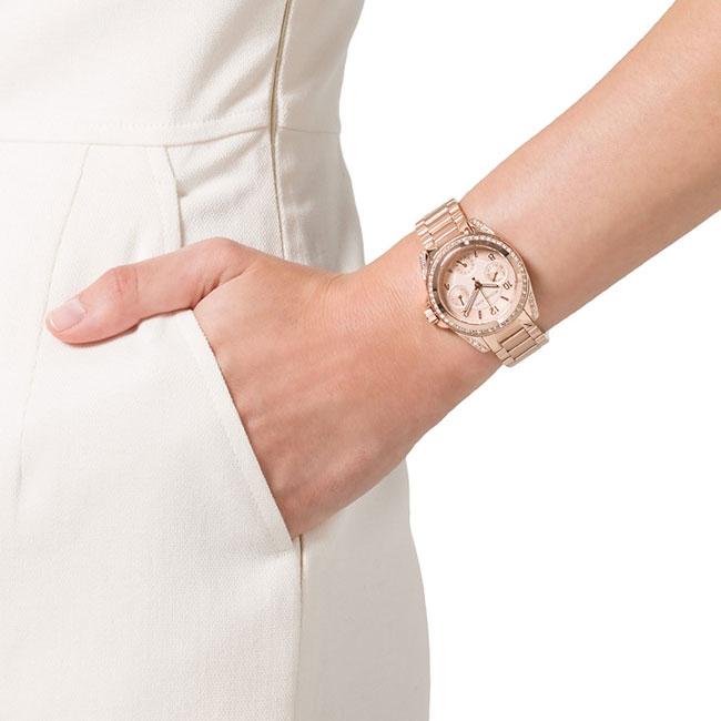 ad3d8f654861 Sentinel Michael Kors Mini Blair Ladies Watch MK5613│Chronograph Design│Rose  Gold Tone